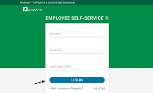 Paycom-Employee-Login