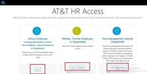 HrOneStop-ATT Access