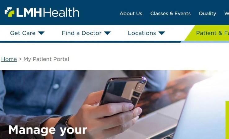 LMH Patient Portal