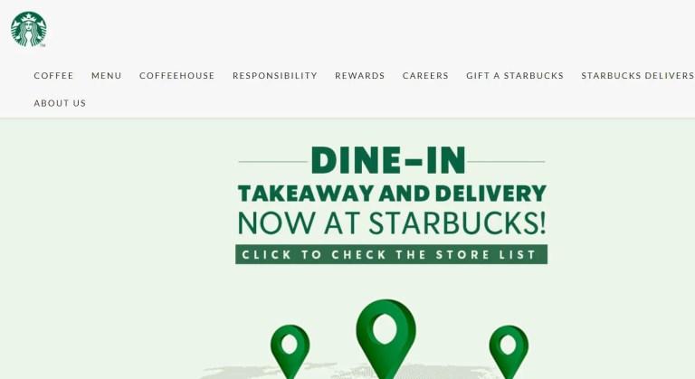 Starbucks Coffeehouse company