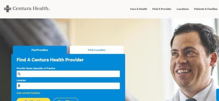 Centura Health Corporation