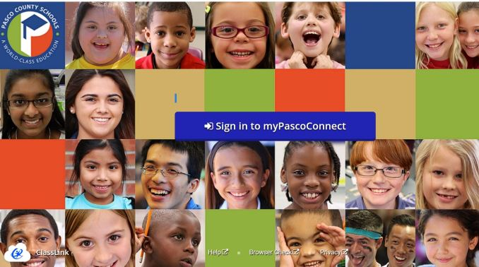 MyPascoConnect Login