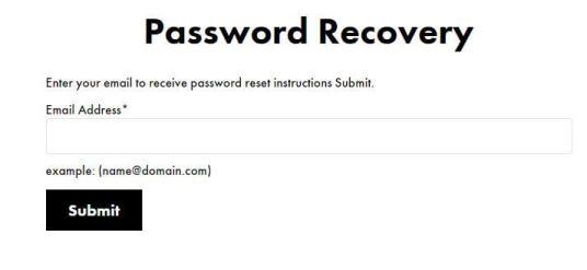 Party City Login Password Reset