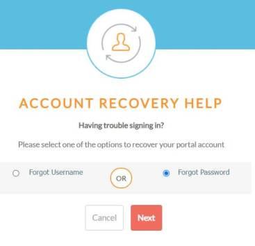 Palmetto Primary Care Patient Portal Password Reset