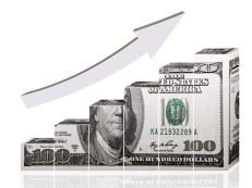 Increasing Money Graph