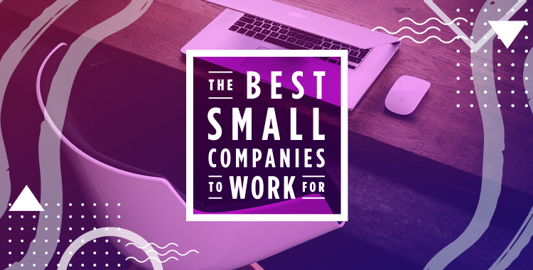 best small companies to work for