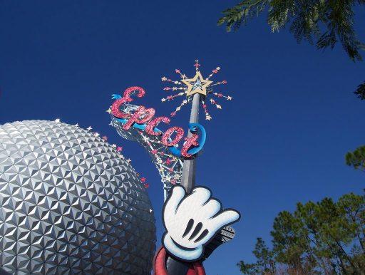 Epcot Centre, Walt Disney World, Florida