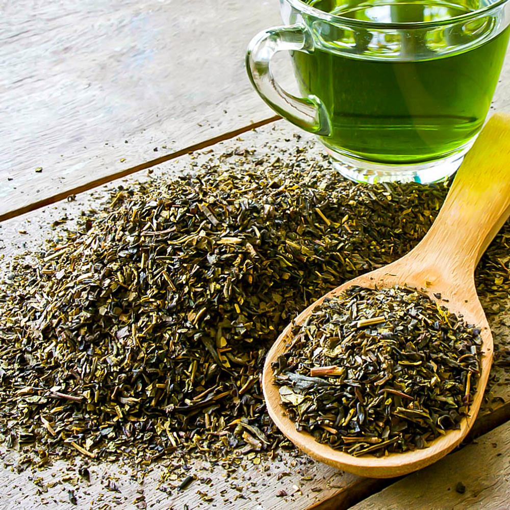 Chá Verde - Granel - Empório Integrale