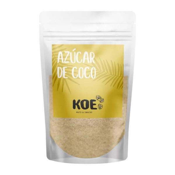 Azúcar de Coco Koe Nuts y Snacks - Tienda Gourmet Emporio LaMarta