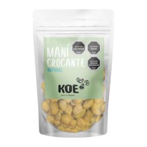 Maní Crocante Natural Koe Nuts y Snacks - Tienda Gourmet Emporio LaMarta