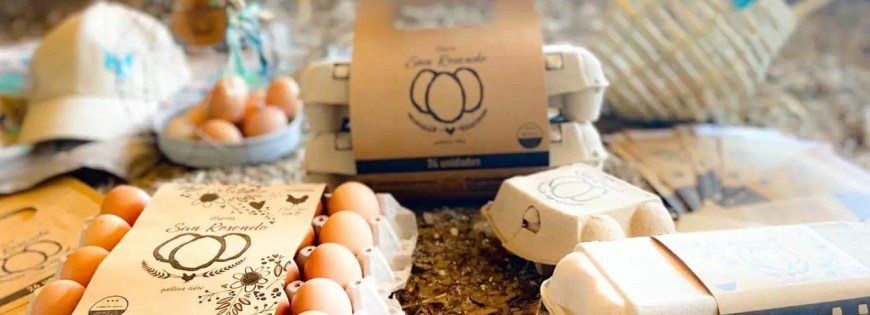 Huevos San Rosendo Gallina Feliz - Tienda Gourmet Emporio LaMarta