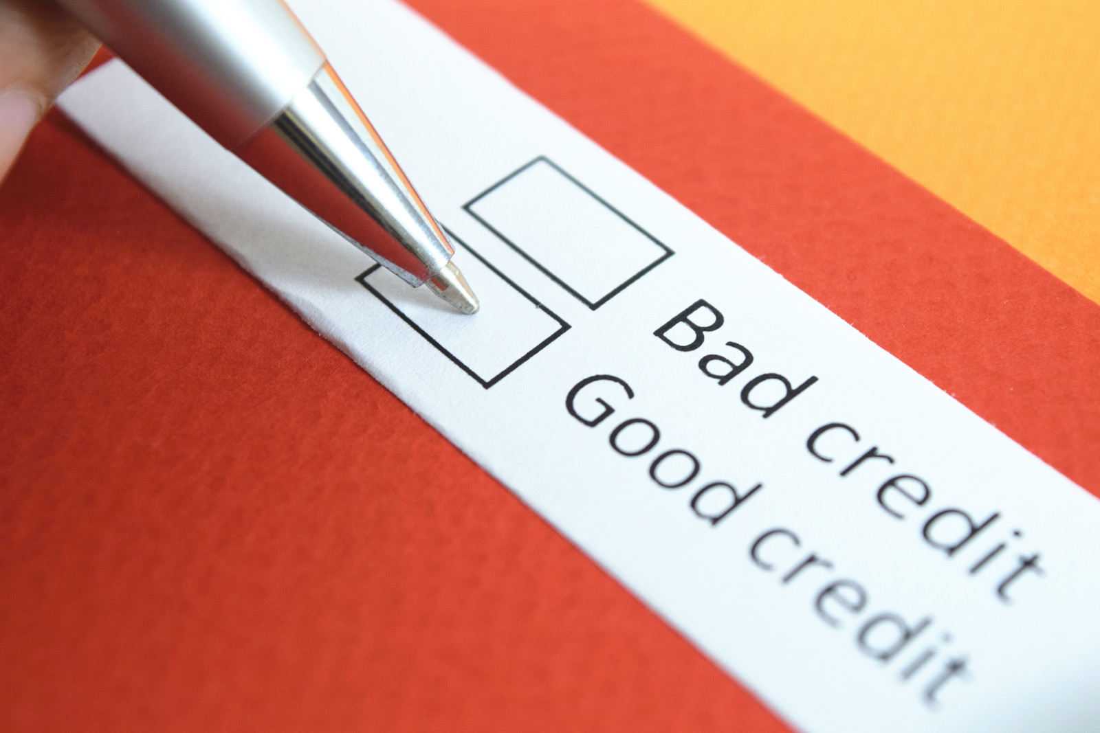 Benefits of Good Credit over Bad Credit