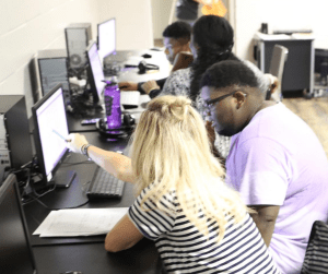 Tutoring in the Computer Lab
