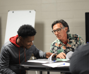 Mentorship with youth