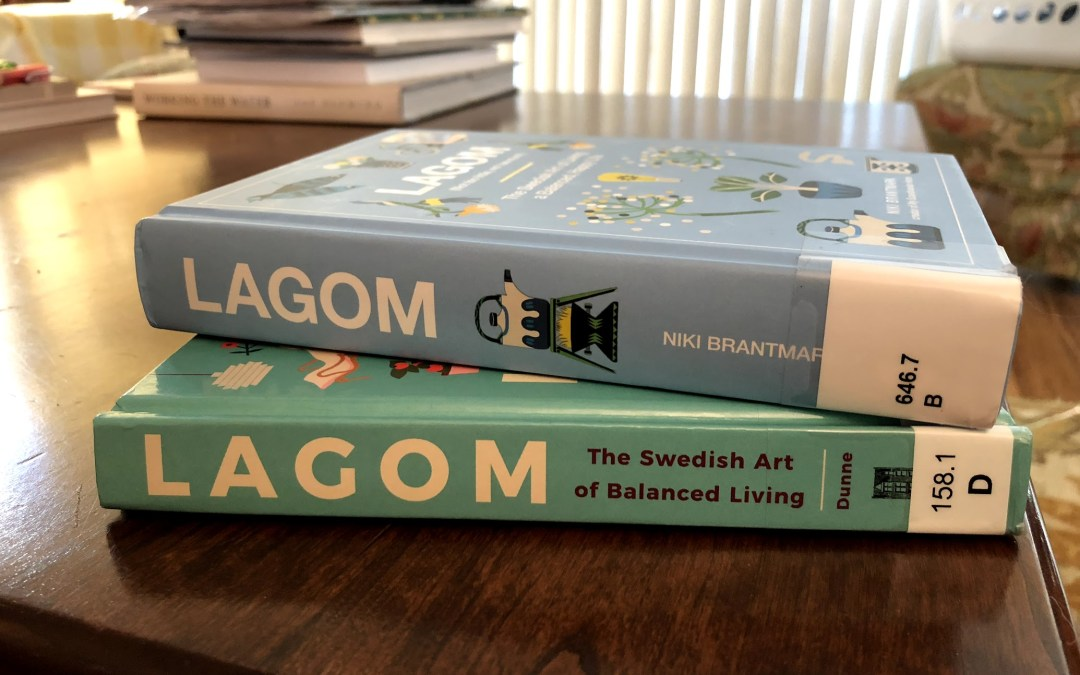 Lagom and Eating Disorder Recovery