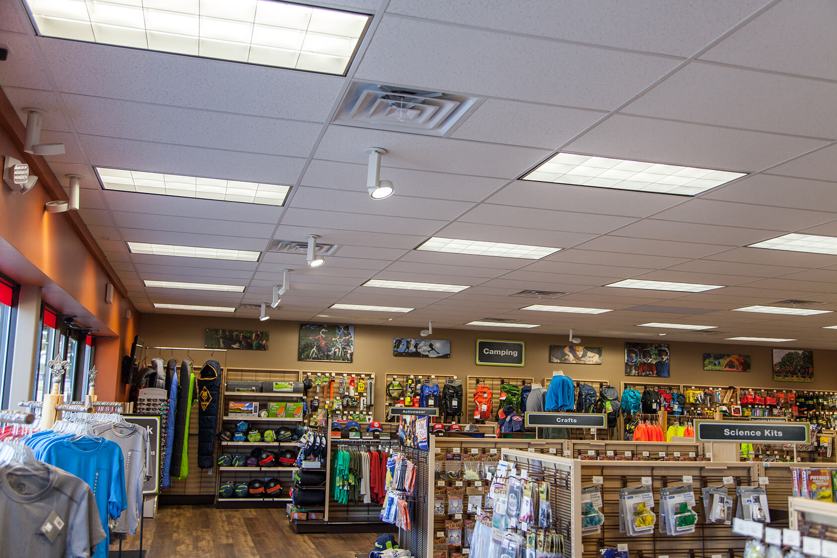 Boy Scout Store - Empowered Electric