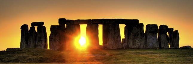Stonehenge Sunrise
