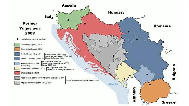 map-of-yugoslavia