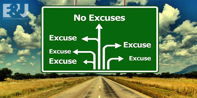 No Excuses – Life is What You Make of It