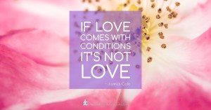 Meme - If love comes with conditions its not love - Page