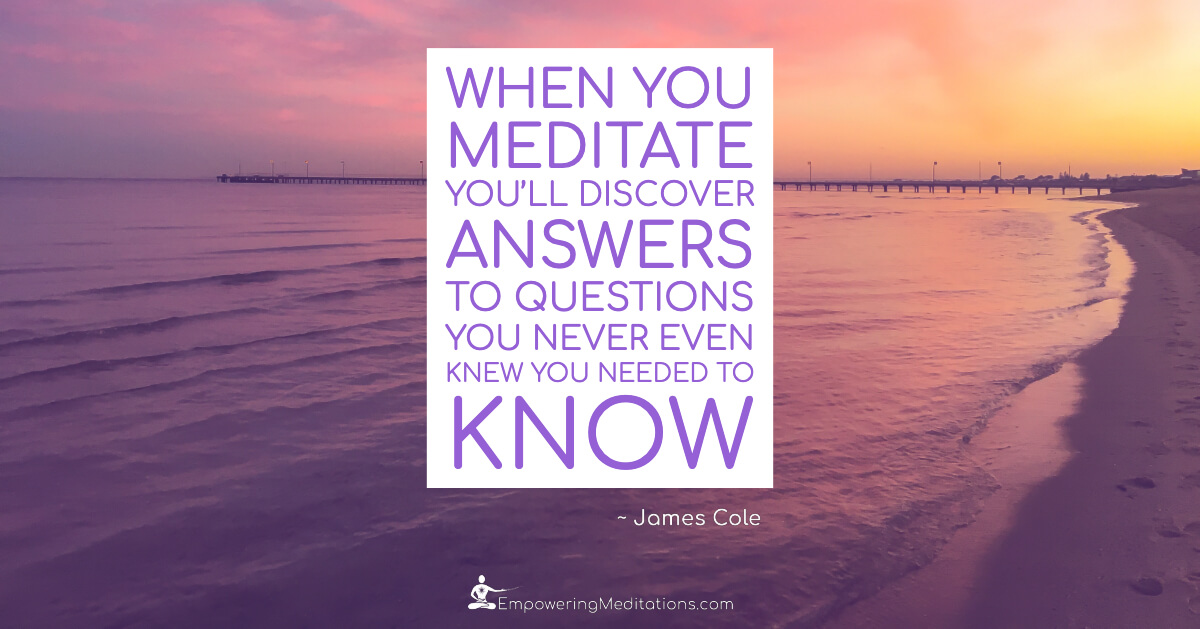 Meme - When you meditate youll discover - Page