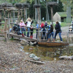 Inclusive play advice, playground provinciaal Domein Bokrijk, Belgium