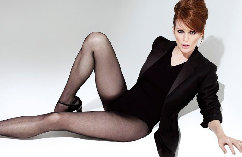 Julianne Moore fashionista at 50