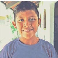 - a child at Casa de Esperanza, Guatemala