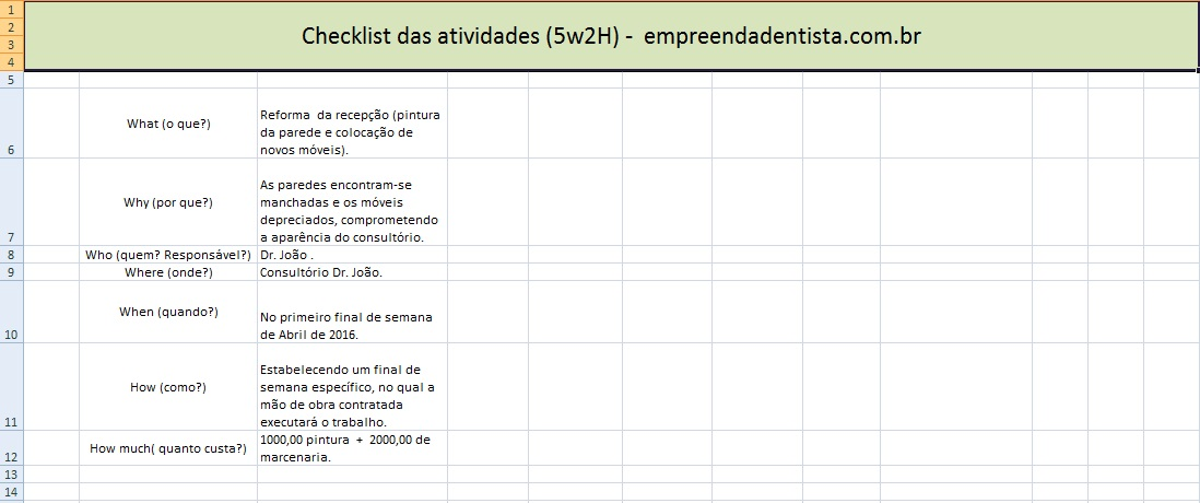 Exemplo 5w2h