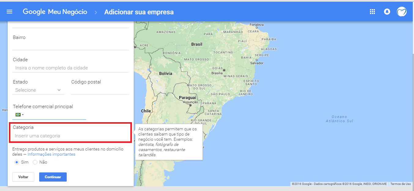 consultorio no google maps 3
