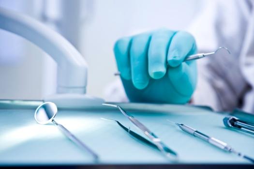 desistir da odontologia