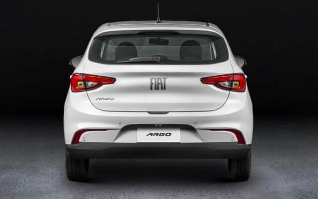 Como simular o financiamento do Fiat Argo
