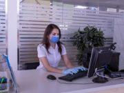 Recepcionista-de-clínica