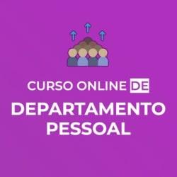 curso de departamento pessoal online