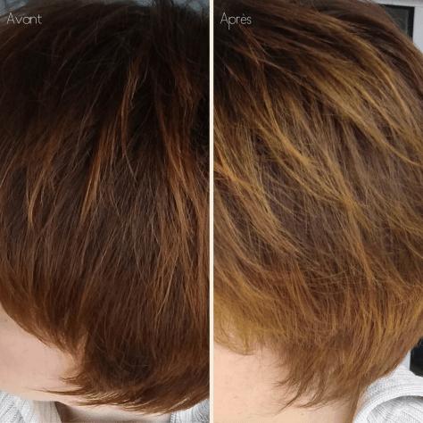 henné blond avec breiz henné en 3 étapes