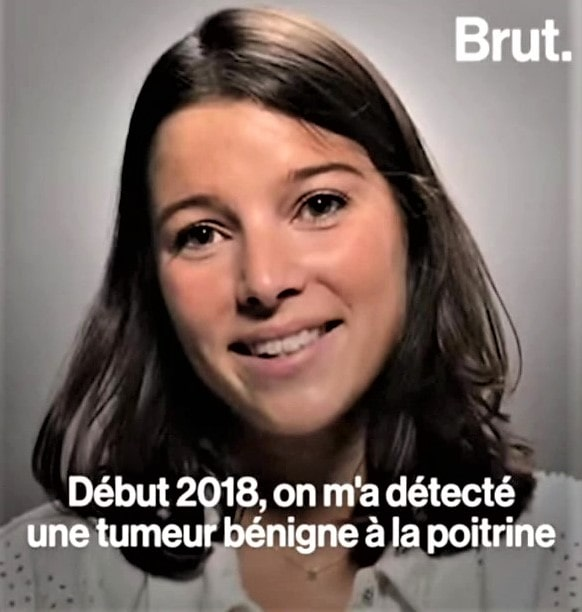erreur de date de la tumeur de Justine Hutteau