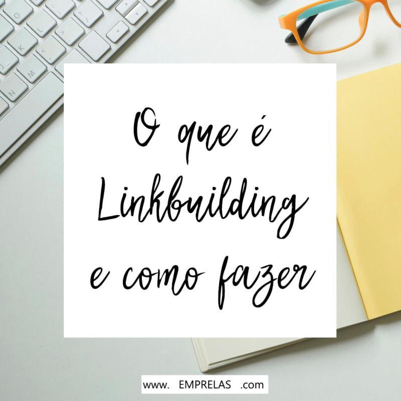 O que é linkbuilding