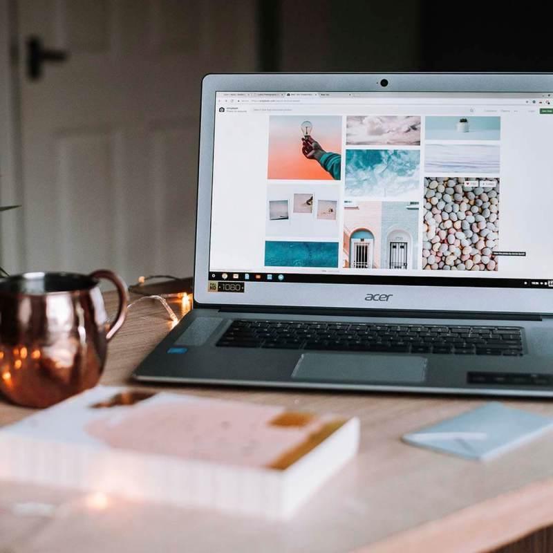 No blog e na vida - computador