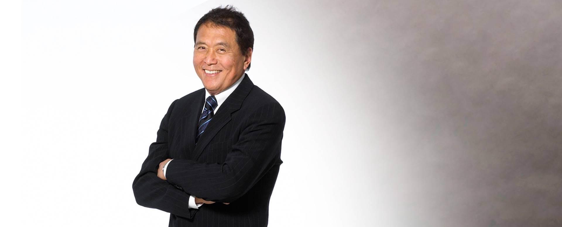 frases de robert kiyosaki para ser rico