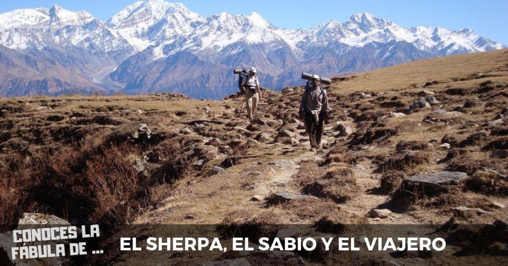 fábula del sherpa