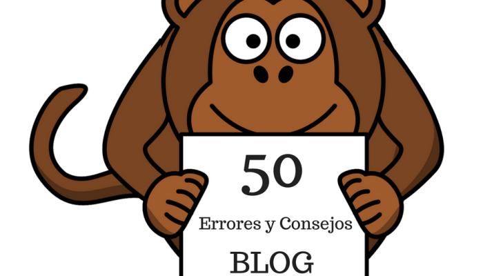 como crear un blog sin cagarla – 50 Consejos y errores