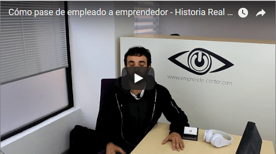 Cómo pase de empleado a emprendedor – Historia Real Álvaro Heras
