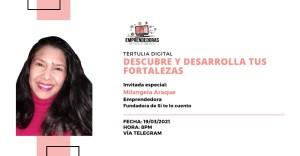 Tertulia Digital: Descubre y desarrolla tus fortalezas @ Telegram