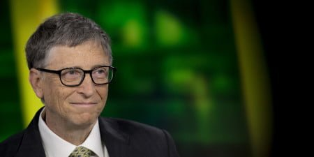 Microsoft Co-Founder Bill Gates & Michael Bloomberg Interview