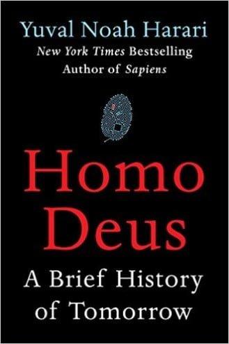 Homo Deus,  Yuval Noah Harari.