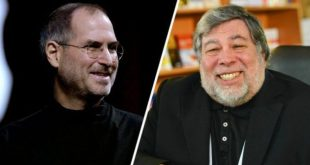 Jobs y Wozniak, un duo genial