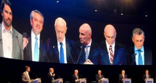 Debate presidencial en Argentina