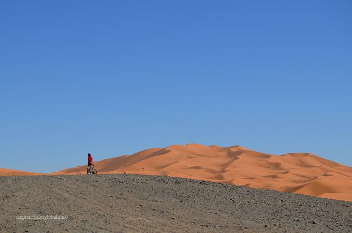 Desierto de Erg Chebi. Foto de Pablo Cantero. Todos los derechos reservados.