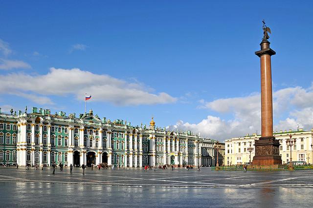 Russia - Alexander Column