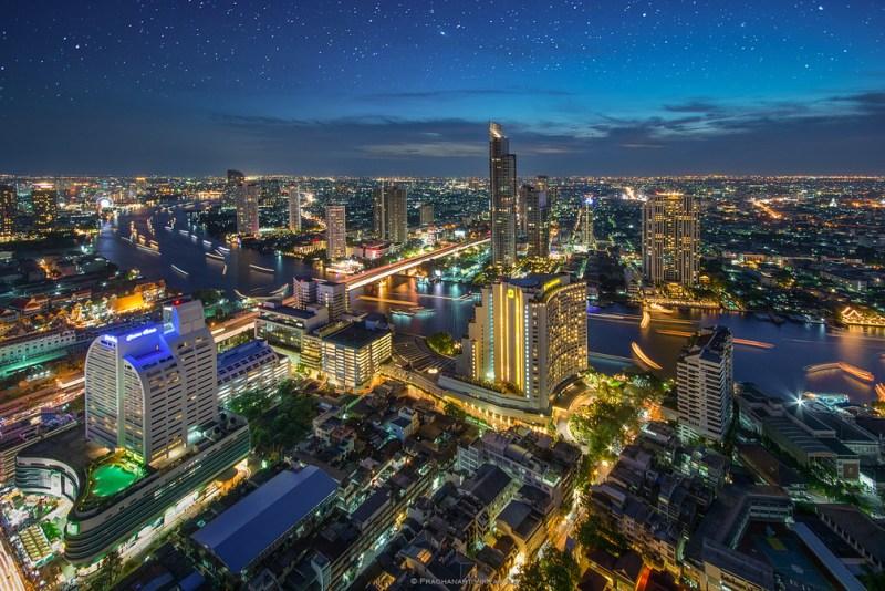 Tailandia: Crecimiento y Oportunidades en el Sector Servicios